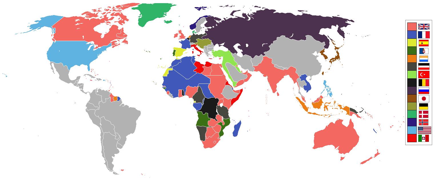 Modern Colonialism