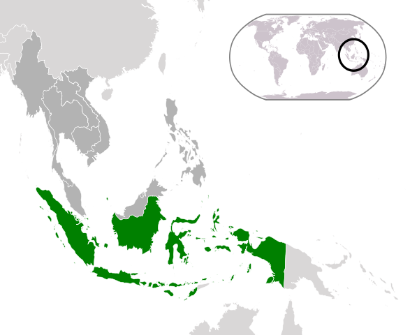 Indonesia consists of more than 17,000 islands.