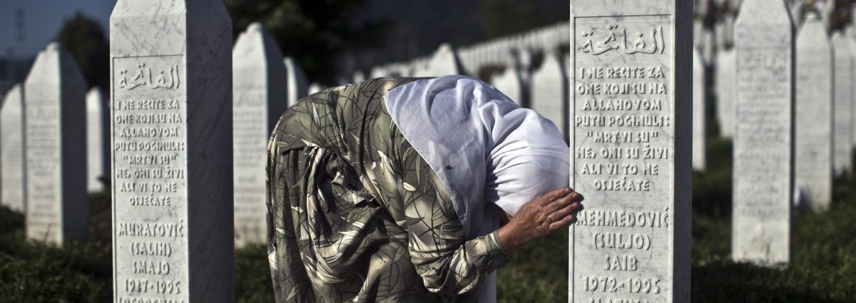 Reconciliation after Srebrenica: A dream?