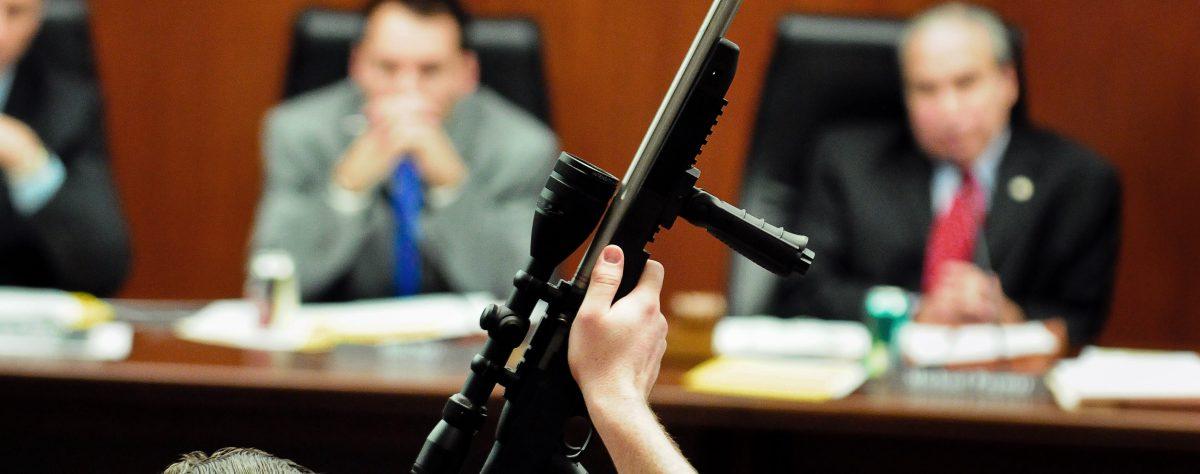 Guns & the US: A baffling love affair