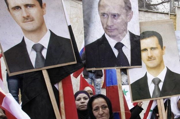 What to make of Russia's involvement in Syria