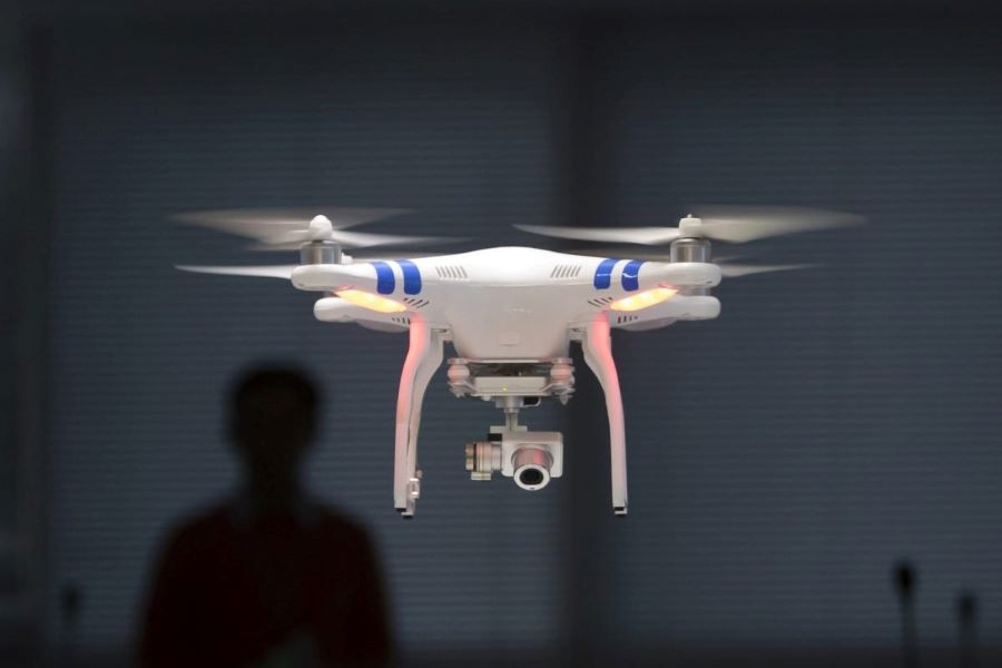 Drones: Weapons turned business boon