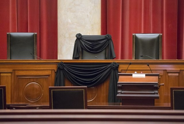U.S. politics after Antonin Scalia