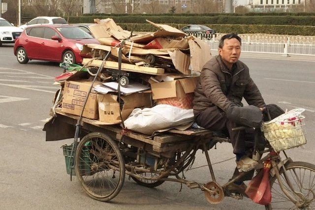 China's trash dilemma