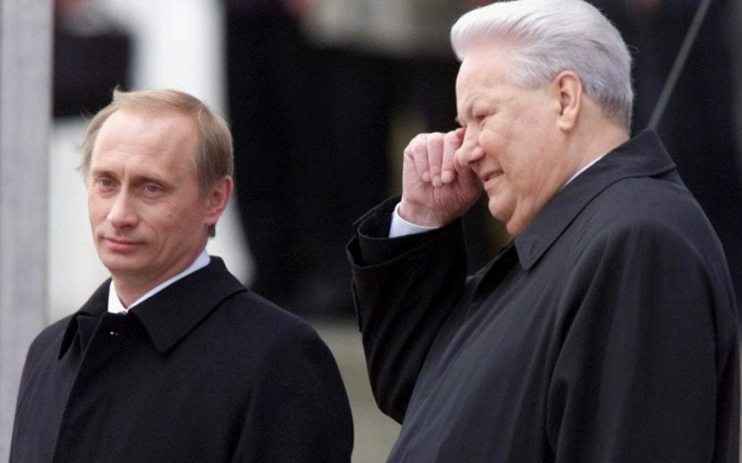 The West shares blame for Putin
