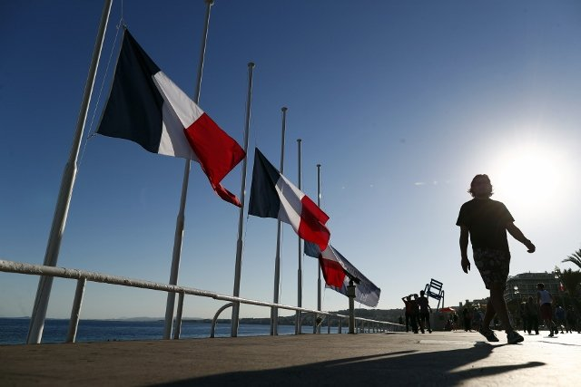Eyewitness in Nice: The dead have no byline