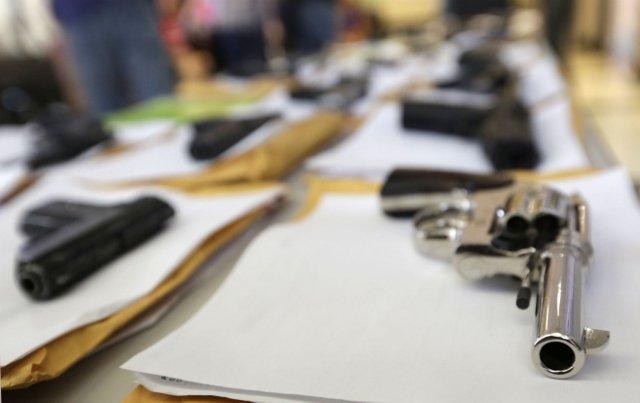 Guns in America: Many firearms, few controls