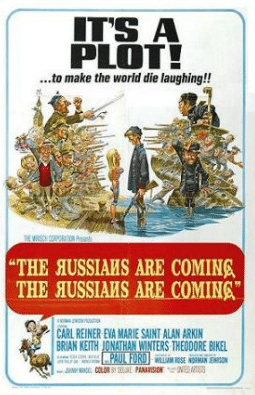 """""""The Russians Are Coming"""" – Lessons to be Learned"""