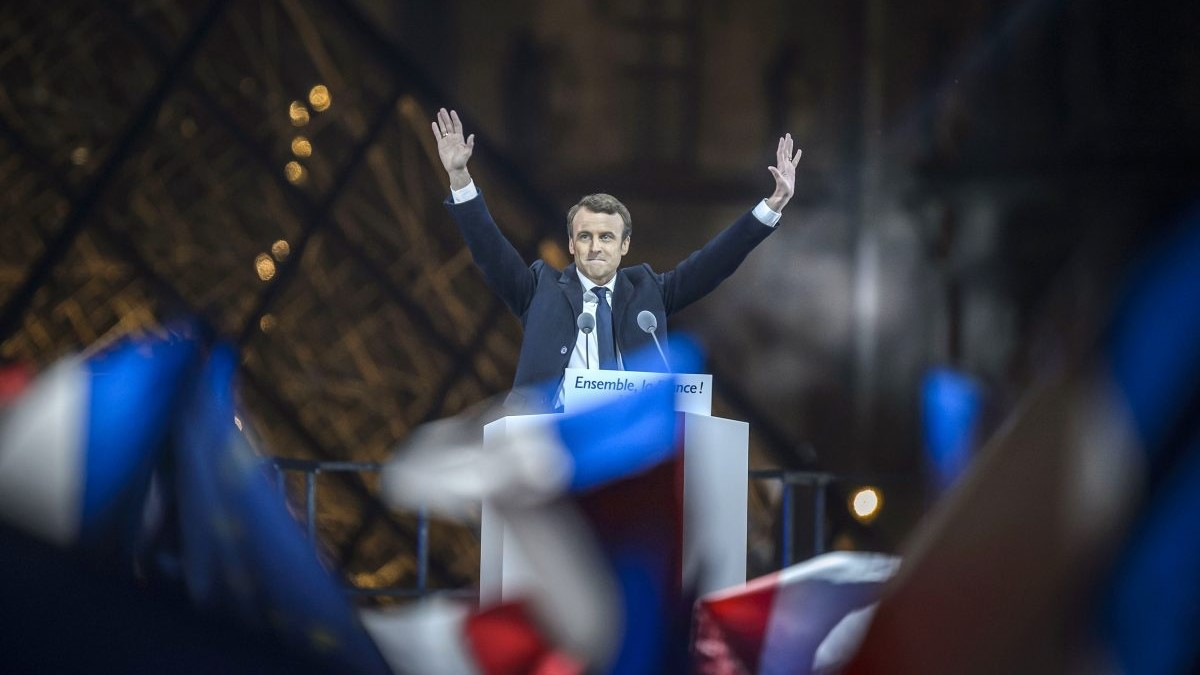 Frances Macron Europe is relieved for now1