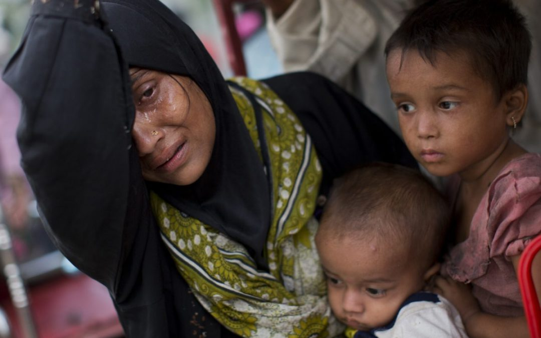 What's next for the friendless Rohingya?