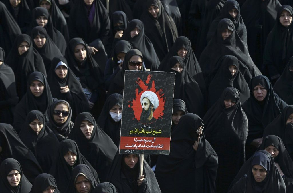 Iran outpacing Saudi Arabia in regional struggle