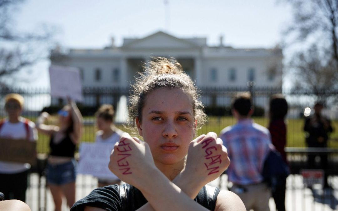Guns in America: Students are shifting the debate