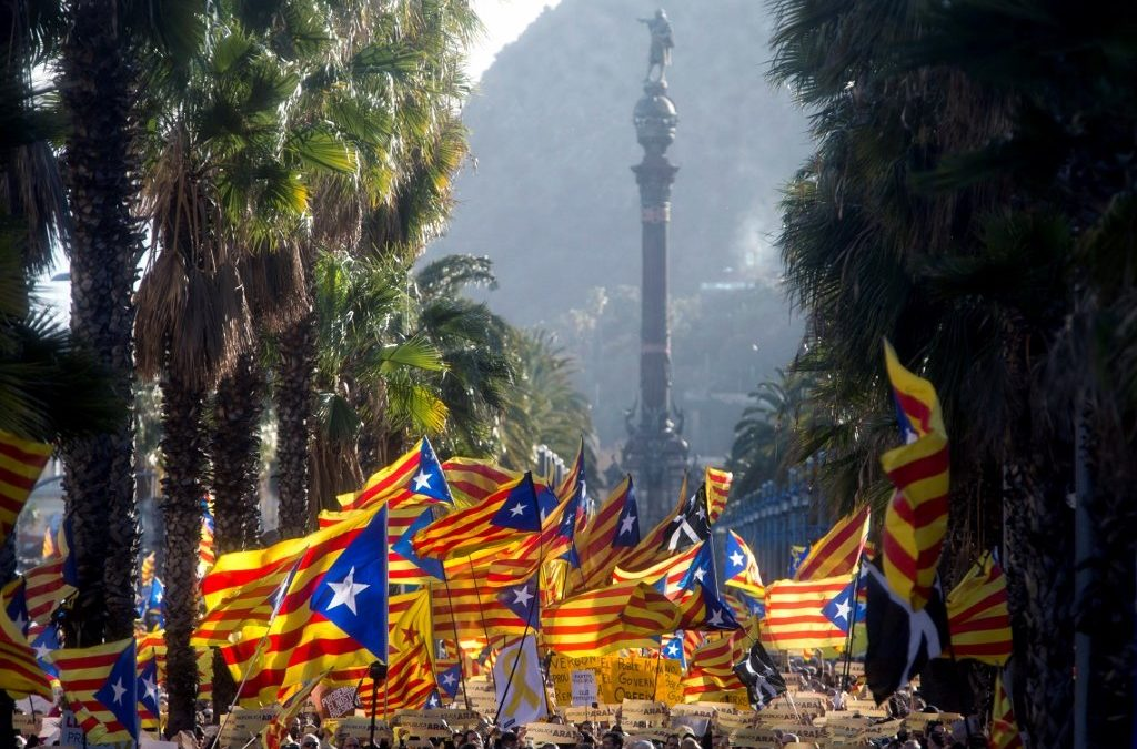 Catalonia: Historic yearning is now Spain's crisis