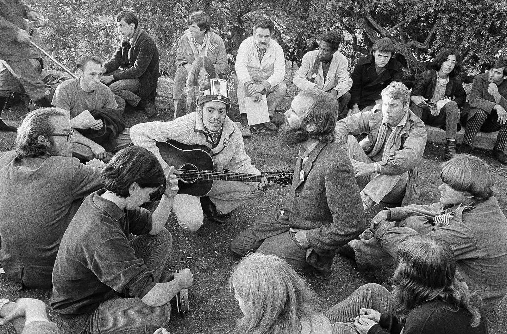 The 1960s: By one who was there – and still remembers it