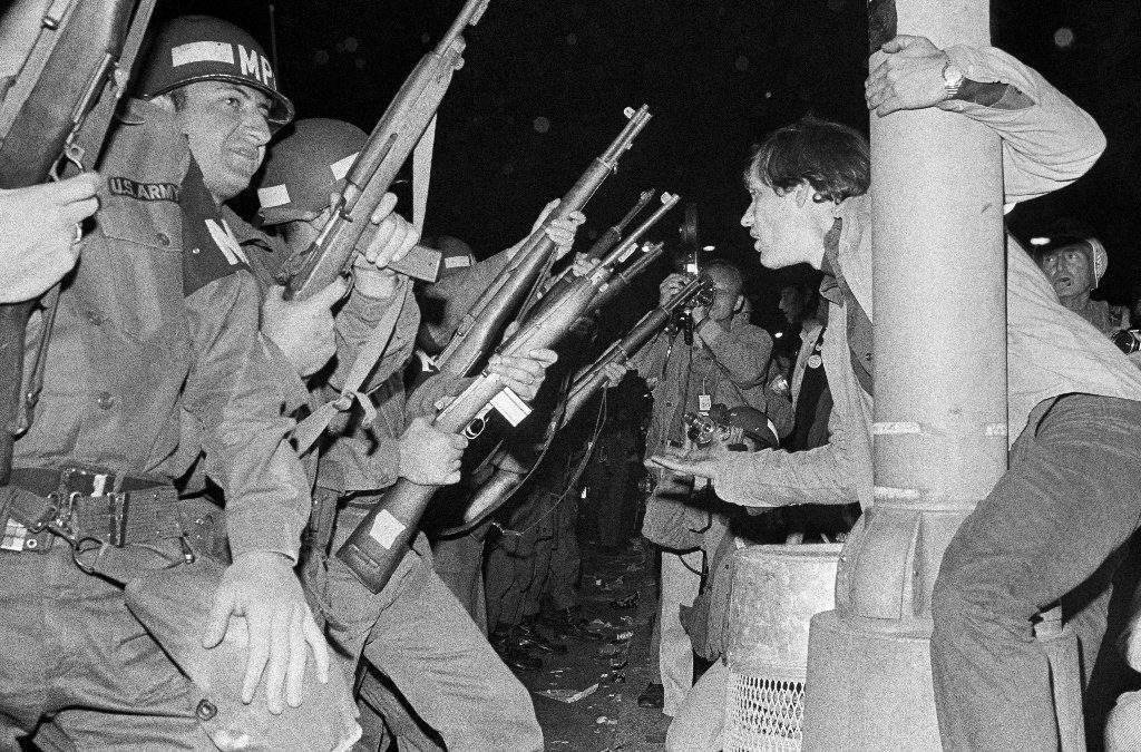 1968: Vietnam, France & U.S. – Did anything change?