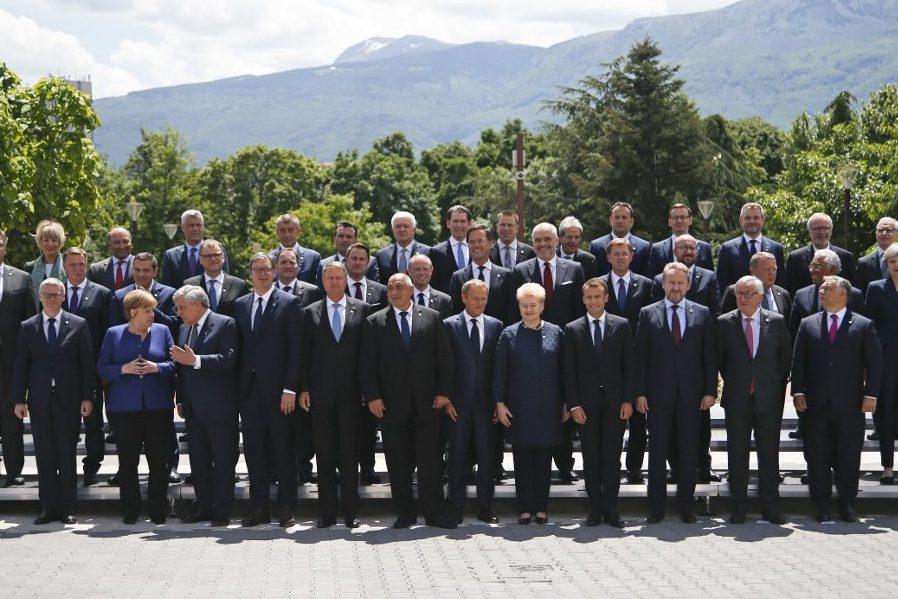 EU's Balkans expansion to go ahead despite concerns