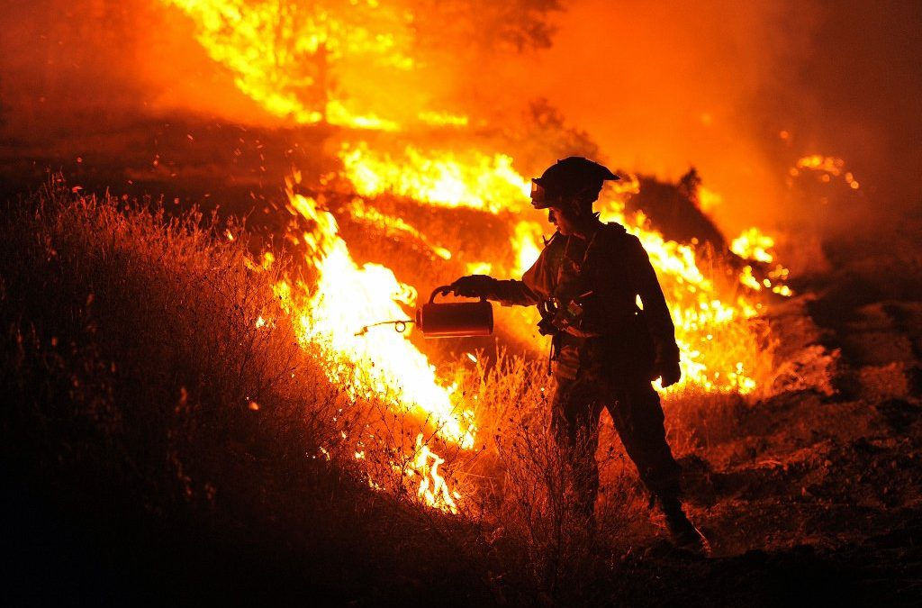 Wildfires: Sensationalist media can miss the mark