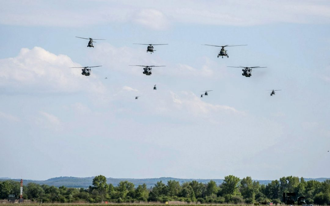 A richer, wary Europe strengthens common defence