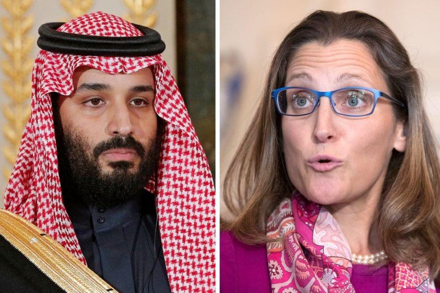 Why Canada's dispute with Saudi Arabia matters