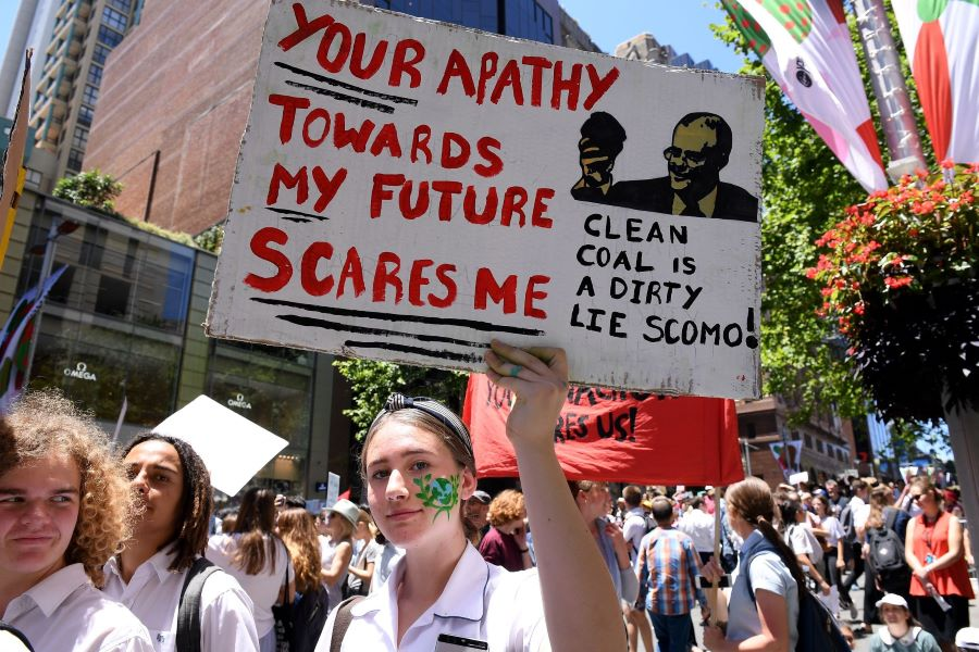 Climate emergency mired in economic & political upheavals