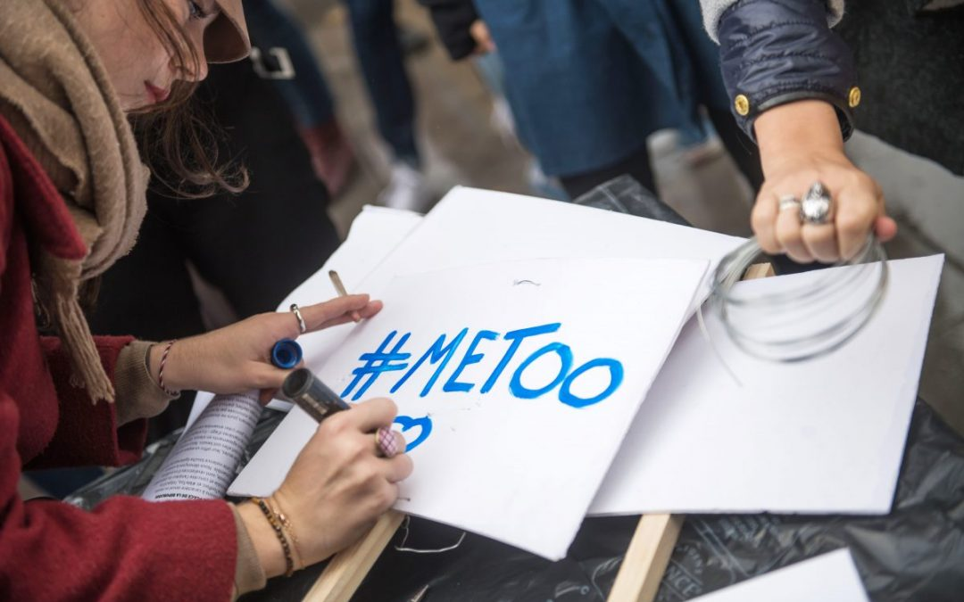 UN slow to reshape workplace in wake of #MeToo scandal
