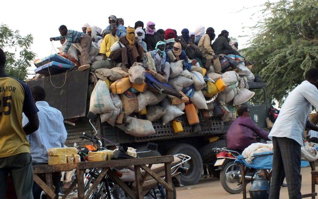 EU's migration policy destroys Niger's smuggling economy