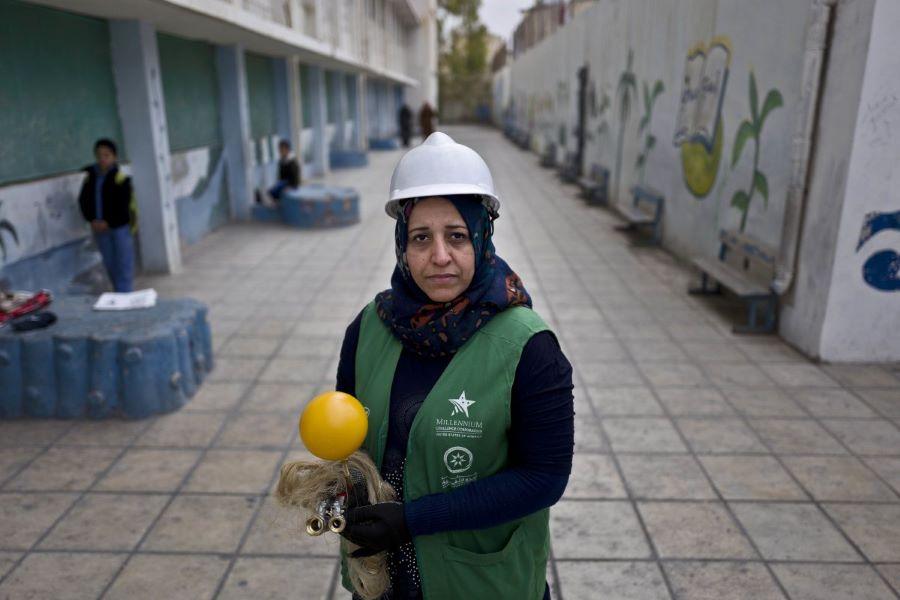 Jordan needs reforms to include women in its economy