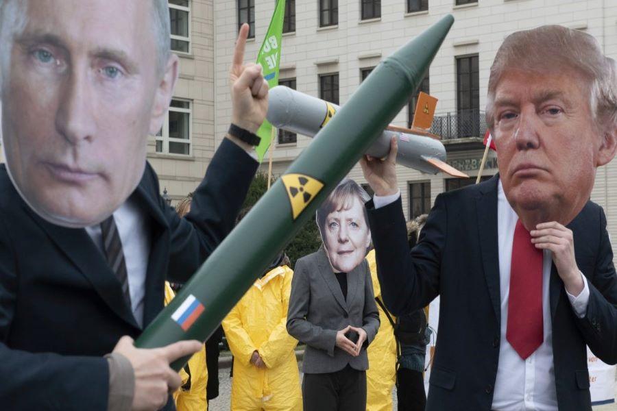 We need to keep disarmament treaties, not scrap them