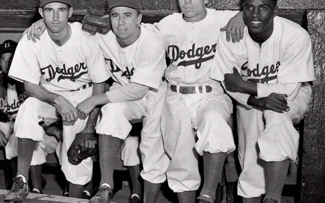 How Jackie Robinson changed the face of baseball