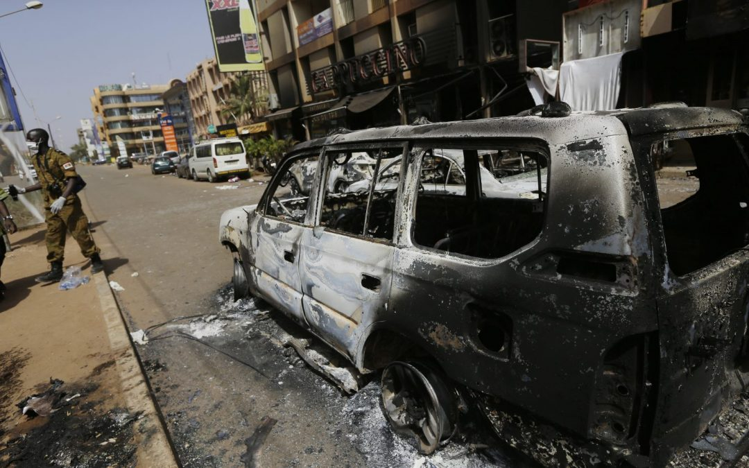 Islamic State — a militant group wounded but unbowed