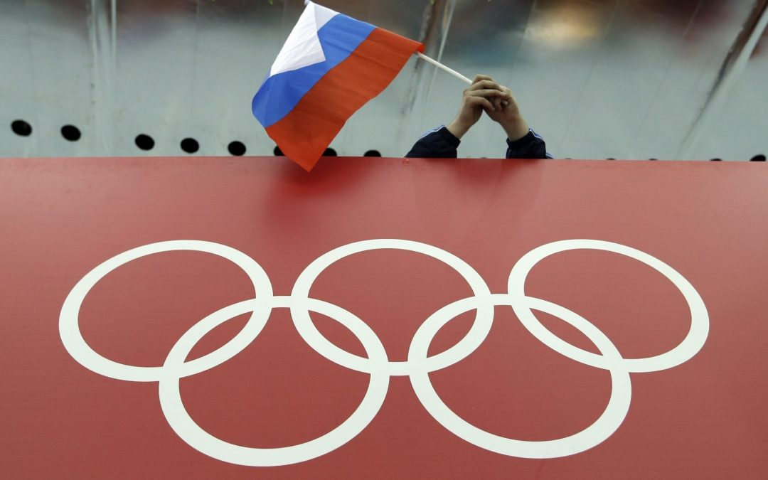 Russia faces blanket international sports ban