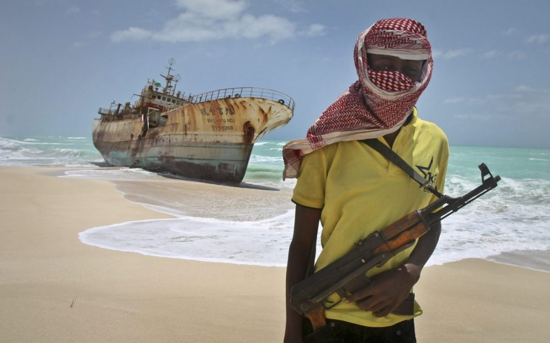 Pugnacious pirates threaten West Africa