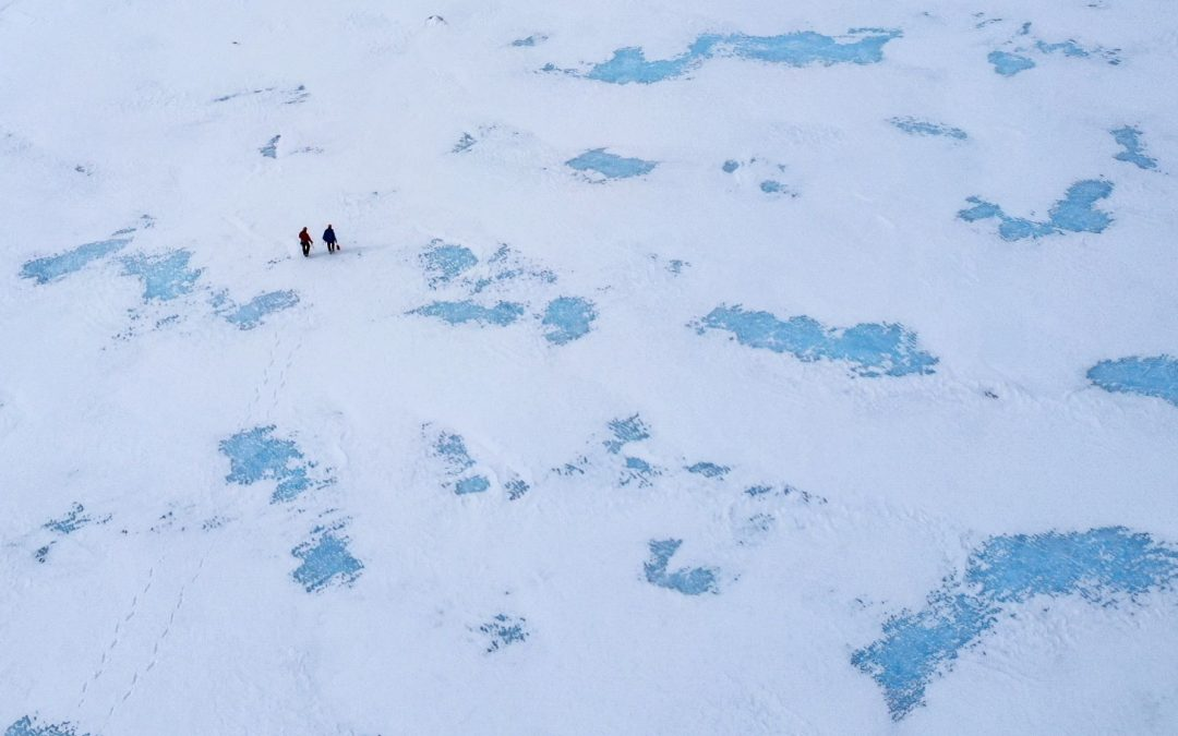 Decoder: Rising sea levels risk redrawing world's maps
