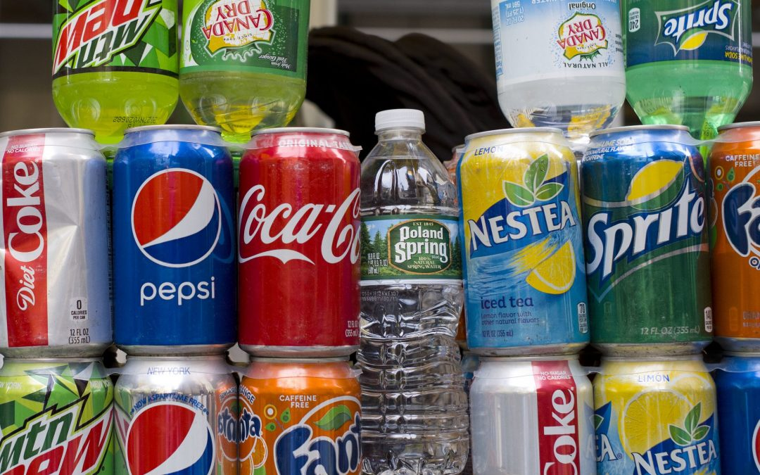 Is Big Sugar trying to get you addicted to soda?