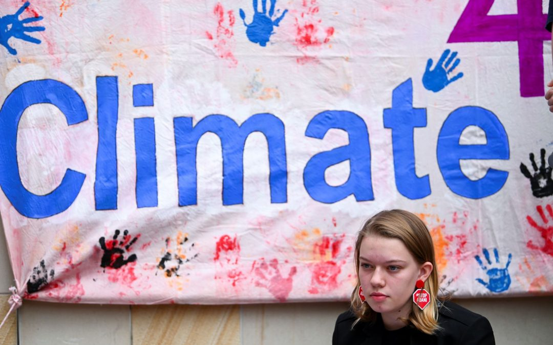 How can schools best teach about climate change?