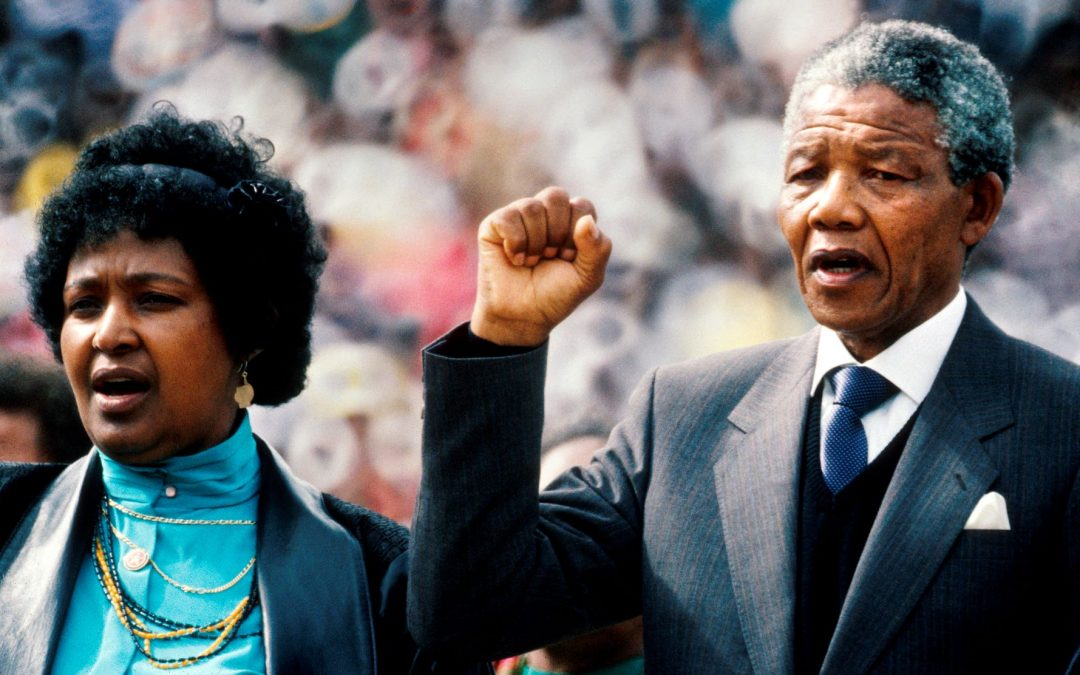 Remembering the day Nelson Mandela walked free