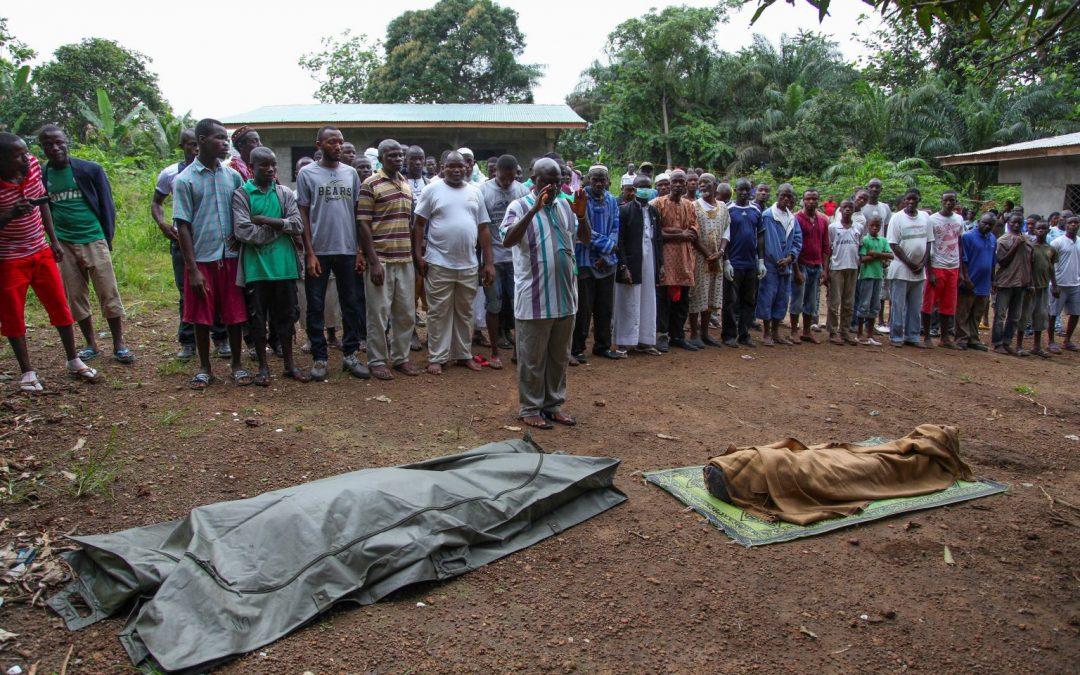 Coronavirus: Lessons from Africa's Ebola crisis