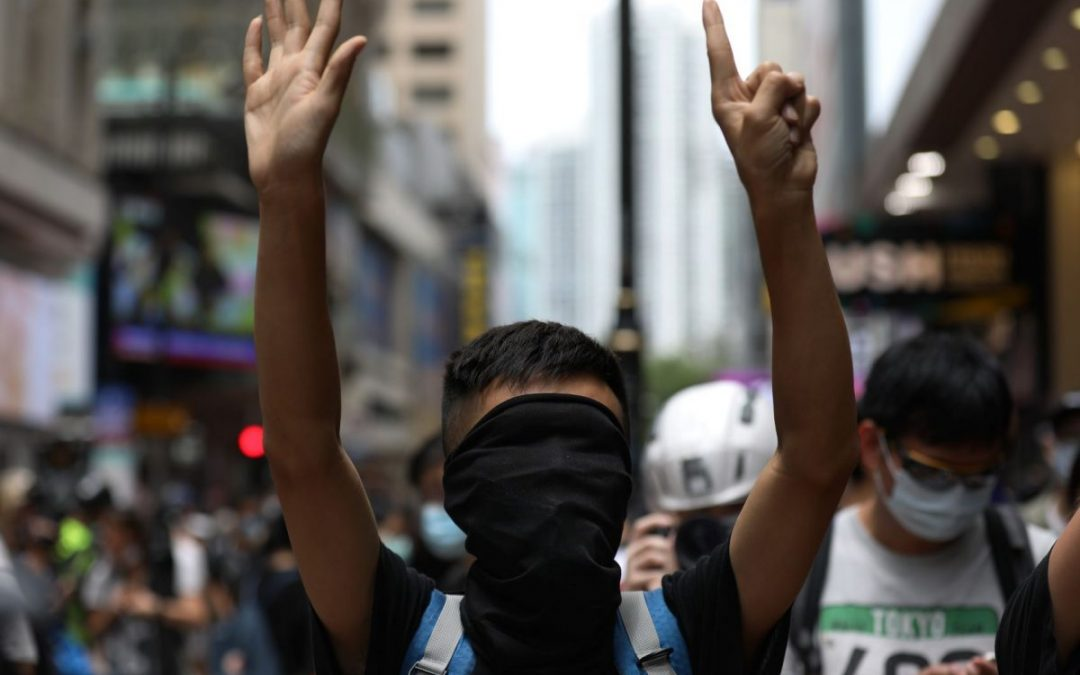 Hong Kong and China: One country, one system?
