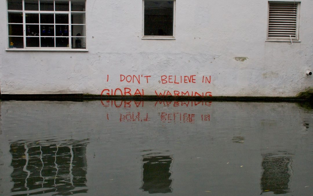 Why so many climate doubters in the U.S.?