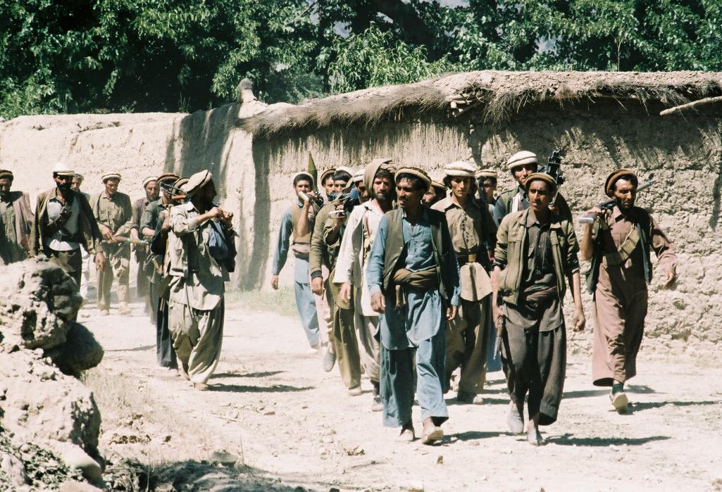 Afghanistan,mujahideen