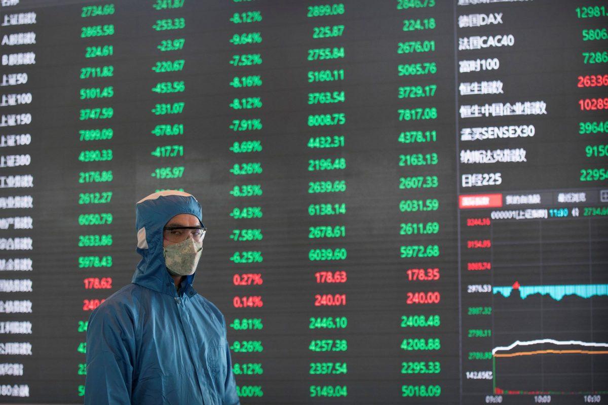 COVID-19 stock markets