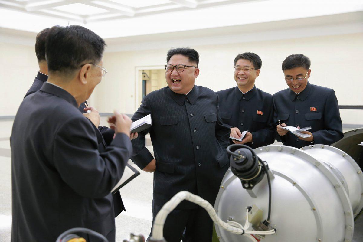North,Korea,nuclear