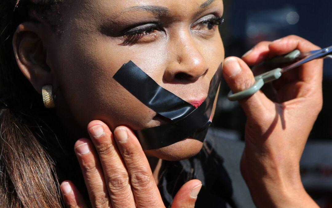 Listen: Free speech against media censorship