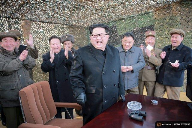 North,Korea,China,U.S.