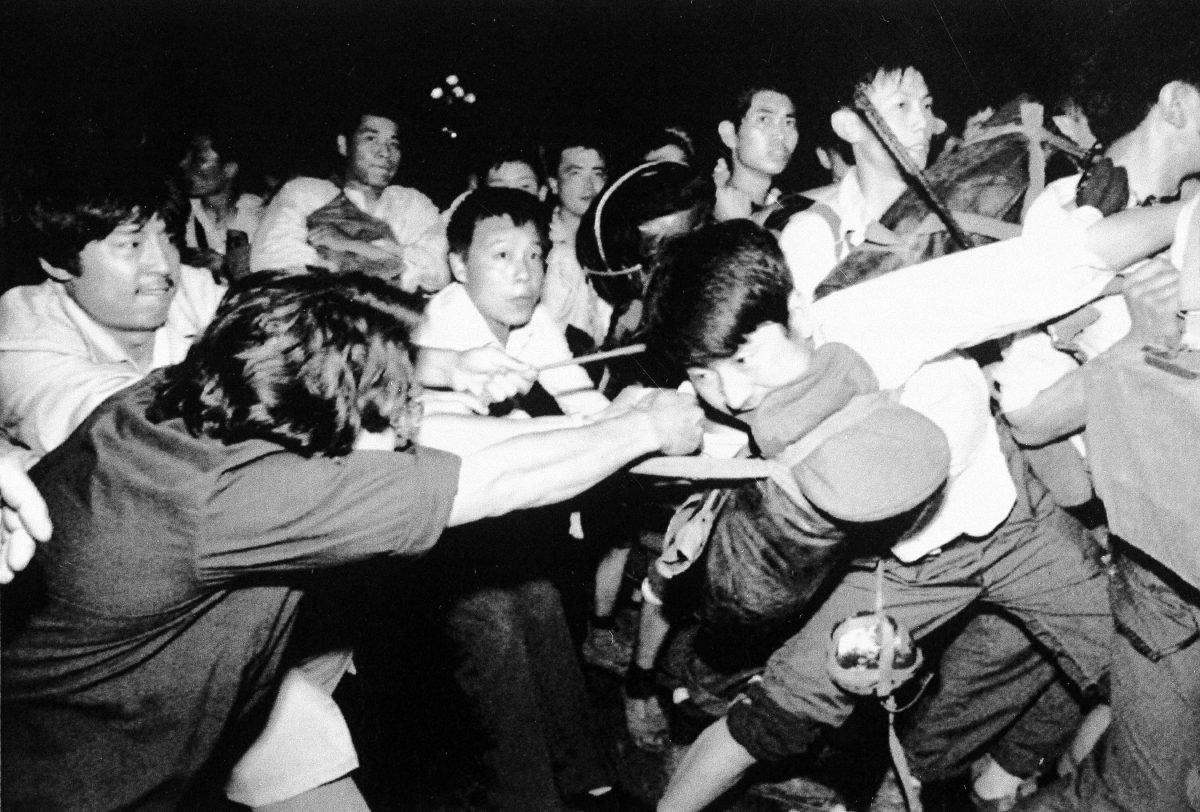 Tiananmen,remembering