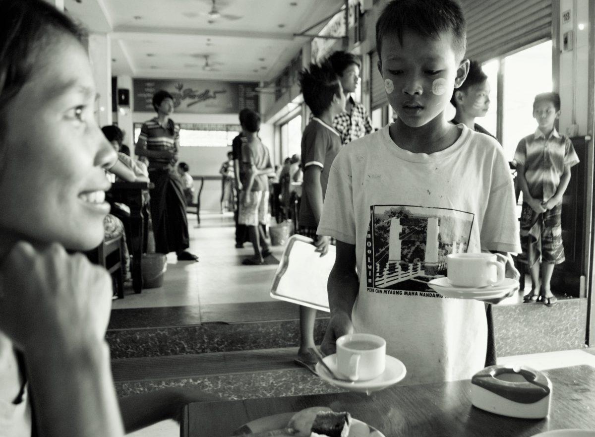 child labor,Myanmar