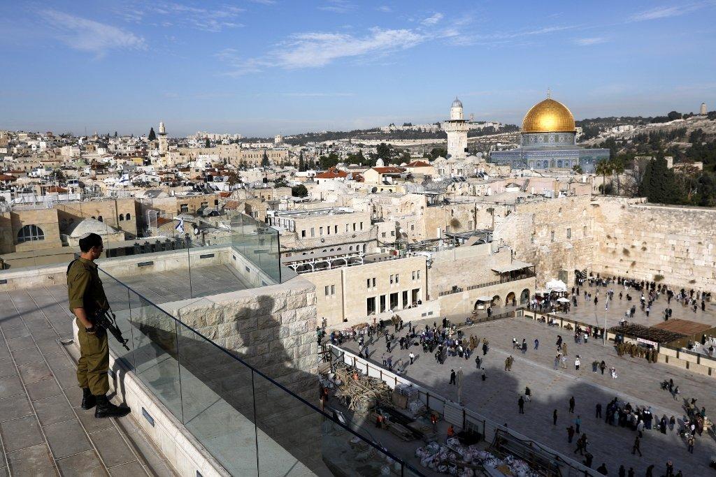 Jerusalem,Donald Trump