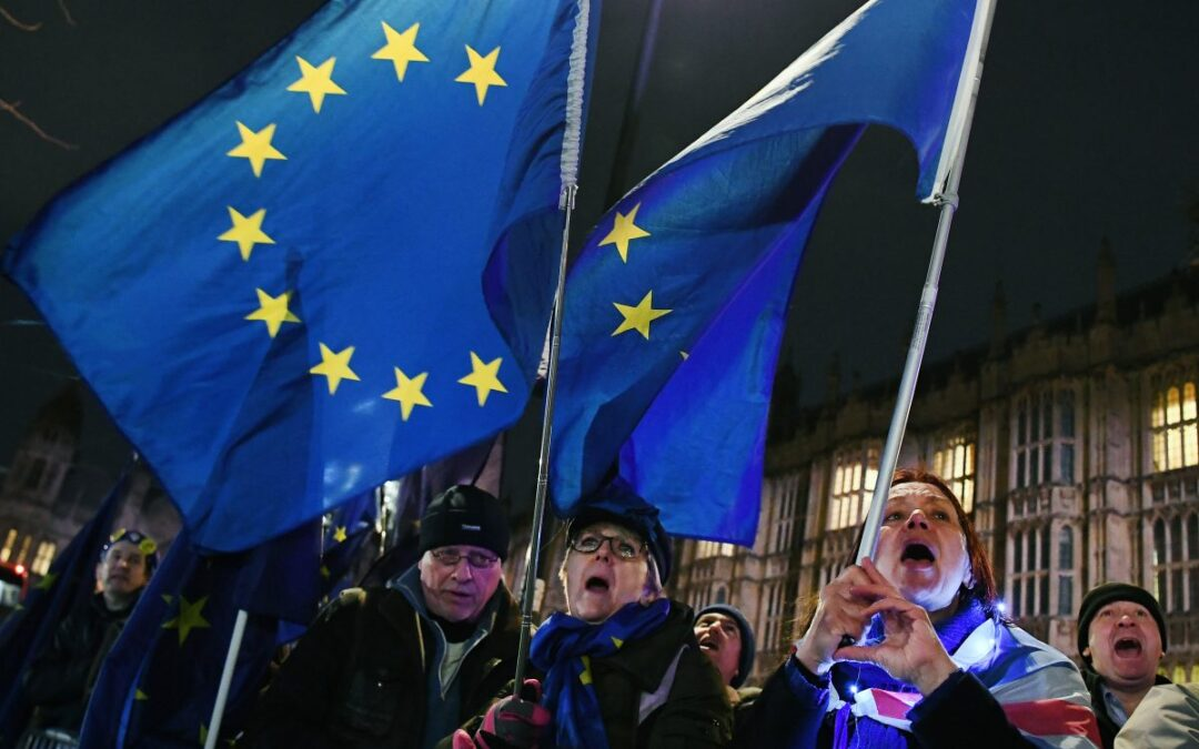 In pursuit of stability: Why the EU was created