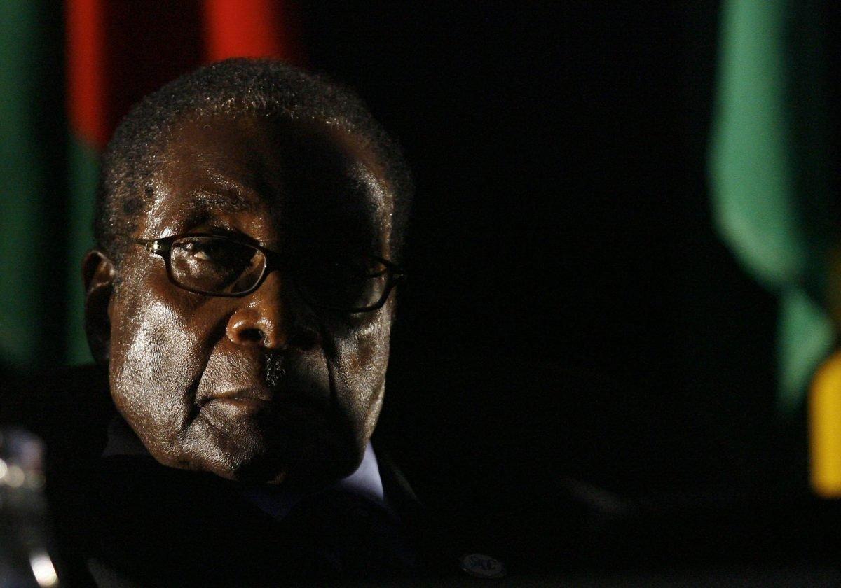 Zimbabwe,Mugabe