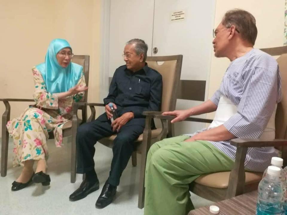 Malaysia,Mahathir,Anwar